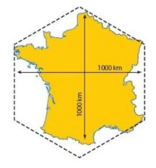 フランス六角形 03