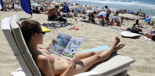 Lecture Plage